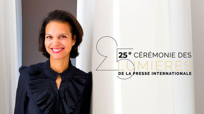 25e cérémonie des Lumières de la presse internationale