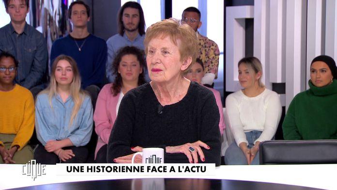 Michelle Perrot : Une historienne face à l'actu