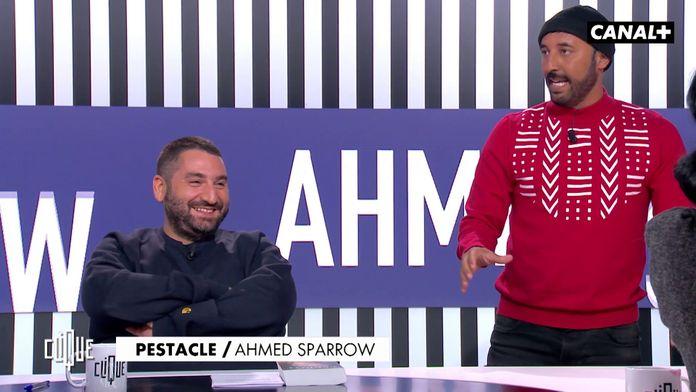 Ahmed Sparrow imagine la future vie du prince Harry