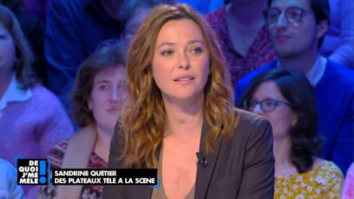 """Sandrine Quétier : """"Je n'ai jamais considéré la co-animation comme un sous-exercice"""""""