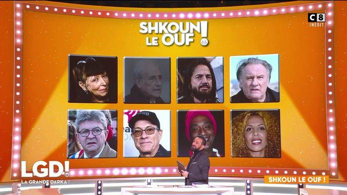 "Le jeu du ""Shkoun le ouf !"""