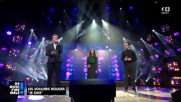 Les souliers rouges - Je sais (Live)