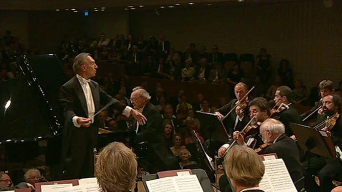 Beethoven et Bruckner dirigés par Claudio Abbado