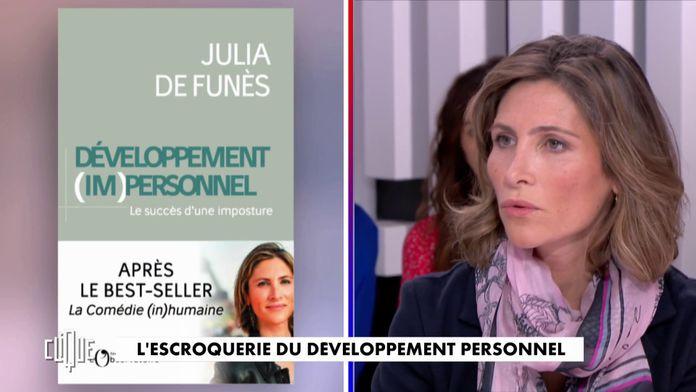 Julia de Funès : L'escroquerie du développement personnel