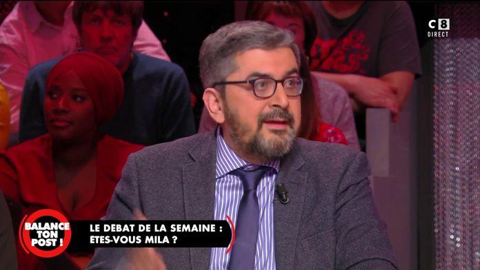 Mohamed Sifaoui, journaliste et écrivain s'exprime sur l'affaire Mila