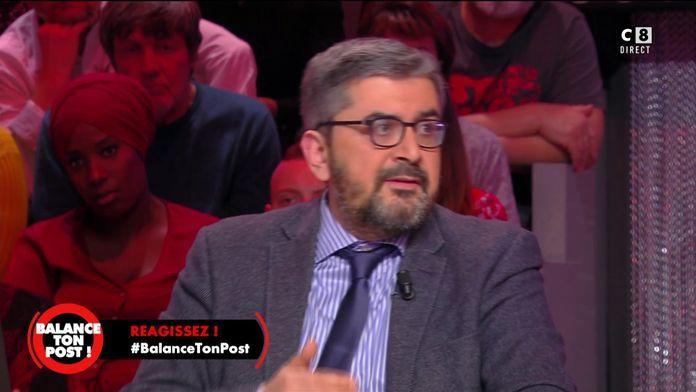 """Mohamed Sifaoui: """"On a trois agents toxiques: l'extrême droite et gauche et les islamistes"""""""