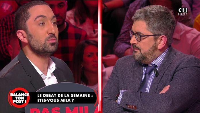 """Jimmy Mohamed à Mohamed Sifaoui : """"Vous cherchez à faire le buzz, vous faites honte à la France !"""""""