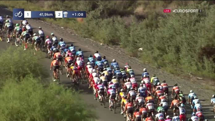 6e étape : Circuito San Juan Villicum (155 km)