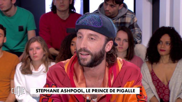 Stéphane Ashpool : Le prince de Pigalle