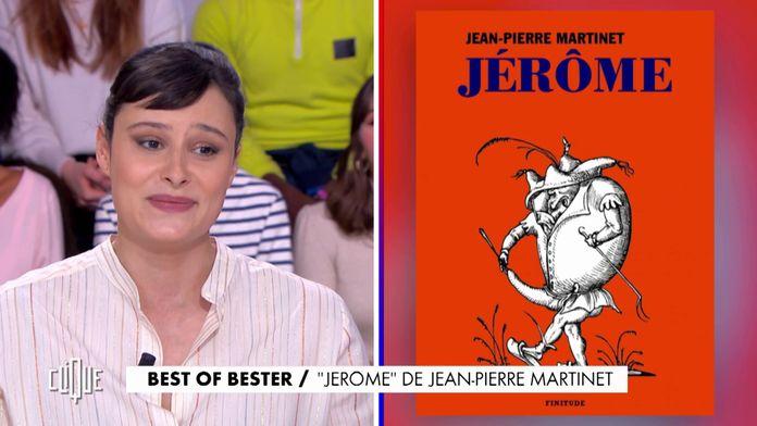 """Eva Bester : """"Jérôme"""" de Jean-Pierre Martinet"""