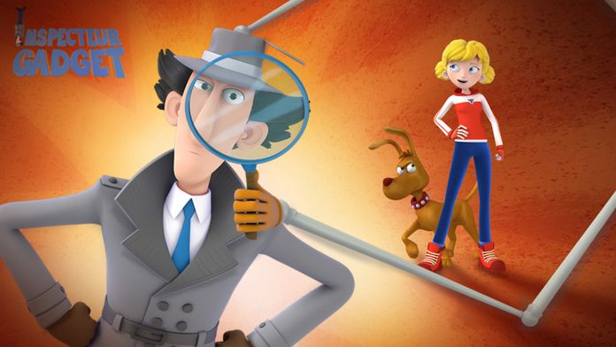 Inspecteur Gadget : MAD Money