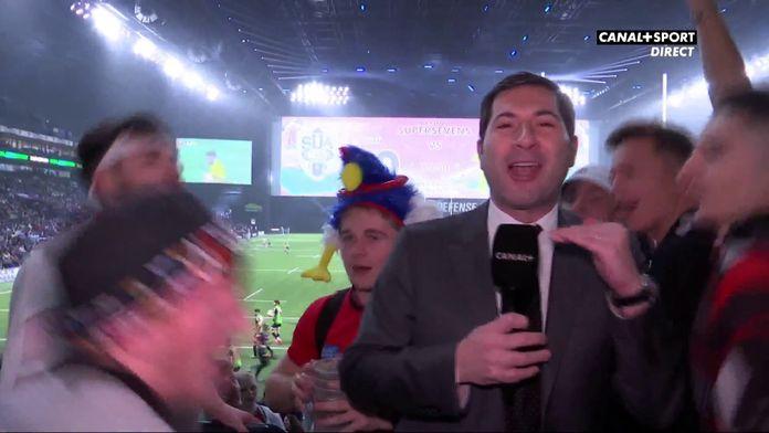 Nicolas Dupin de Beyssat survolté ! - In Extenso SuperSevens