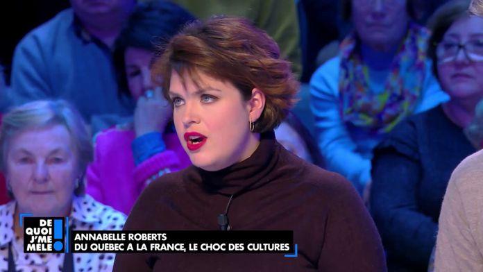 """Annabelle Roberts, du Québec à la France, le choc des cultures : """"Au Canada on est good vibes !"""""""