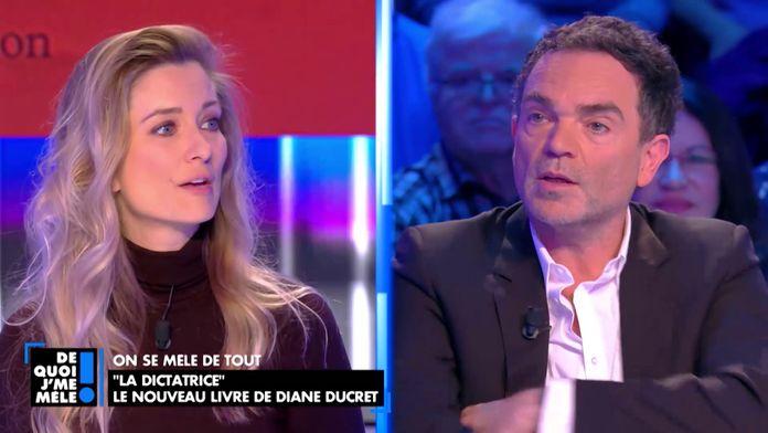 """Diane Ducret face à Yann Moix : """"Vous critiquez mes livres sans les avoir lu !"""""""
