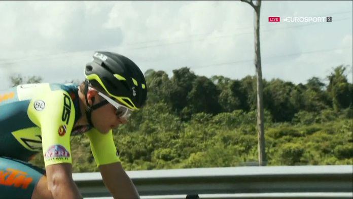 2e étape : Kuala Terengganu - Kerteh (175,5 km)
