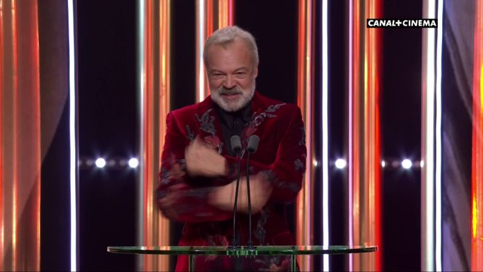 Discours d'introduction de Graham Norton - BAFTA 2020