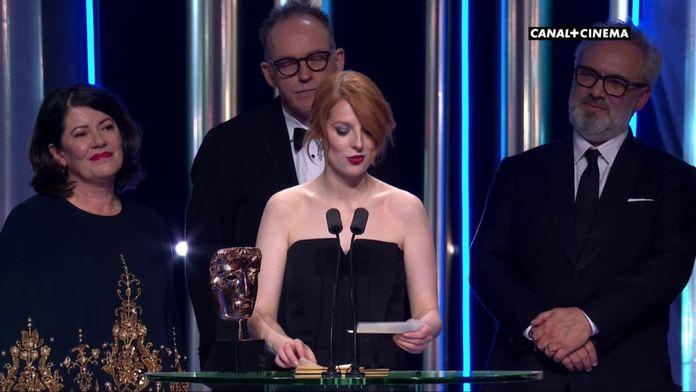 1917 remporte le prix du meilleur film britannique - BAFTAs 2020