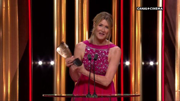 Laura Dern - Meilleure actrice pour un second rôle dans Marriage Strory - BAFTA 2020