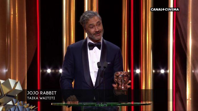Jojo Rabbit remporte le prix du meilleur scénario adapté - BAFTAs 2020