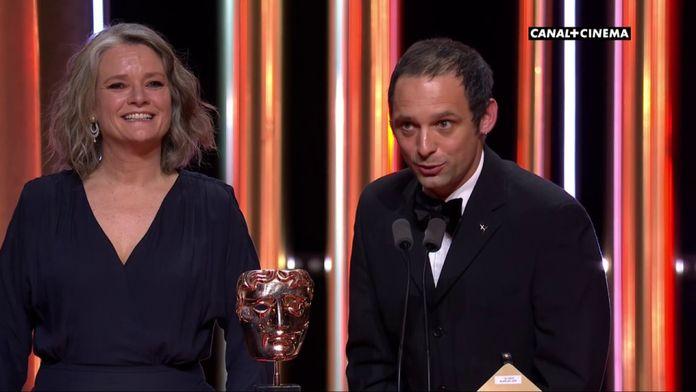 Bait remporte le prix de la meilleure révélation britannique - BAFTAs 2020