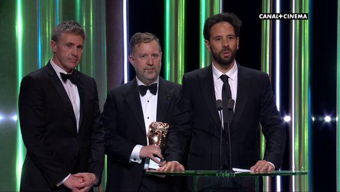 BAFTA des meilleurs effets spéciaux pour 1917 - BAFTAs 2020