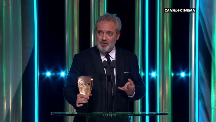 Bafta du meilleur réalisateur pour Sam Mendes, 1917 - BAFTAs 2020