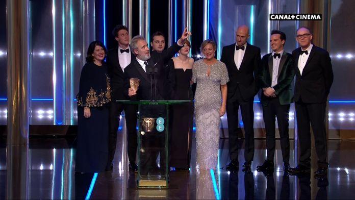 Bafta du meilleur film pour 1917 - BAFTAs 2020