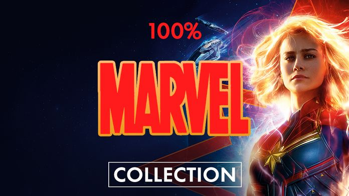 100% Marvel