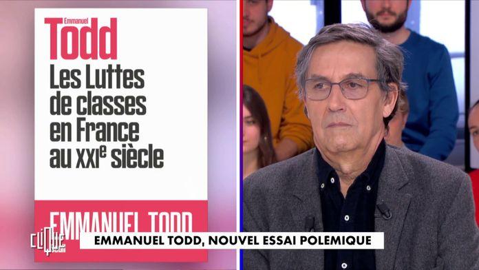 Emmanuel Todd : Nouvel essai polémique
