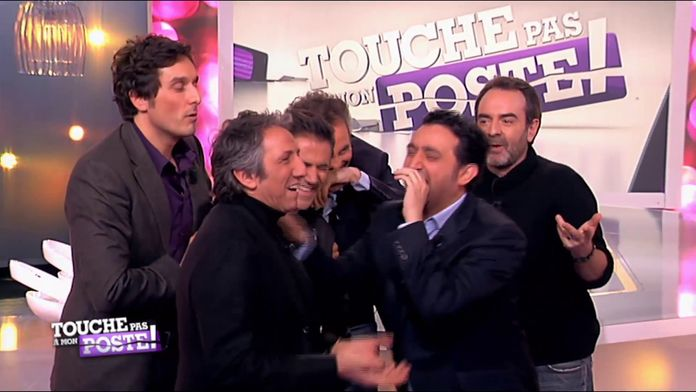 """Quand Cyril et l'équipe de """"La Vérité Si Je Mens 3"""" font le show"""