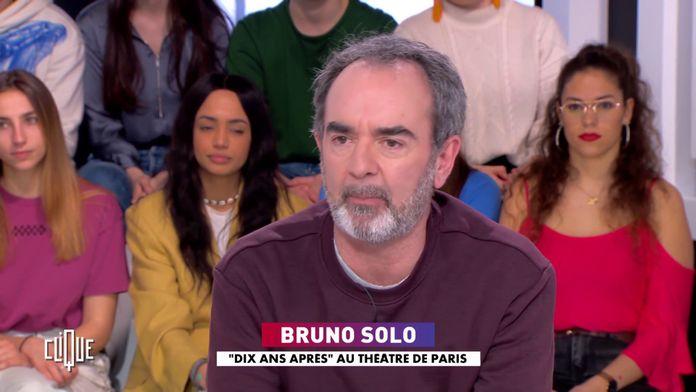 Bruno Solo : Dix ans après