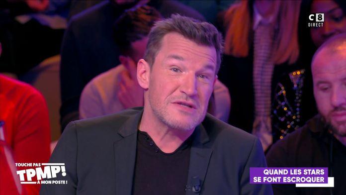 """Benjamin Castaldi revient sur l'escroquerie dont il a été victime : """"J'ai perdu beaucoup d'argent"""""""