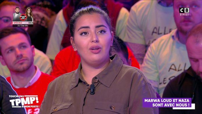 Marwa Loud revient sur les critiques qu'elle a subies sur son poids