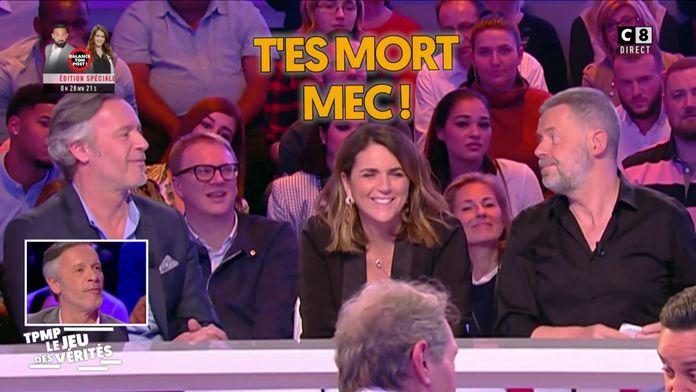 Jean-Michel Maire veut nuire à Eric Naulleau en lui faisant glisser des mots en douce !