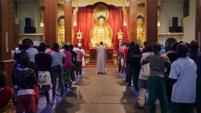 Malawi : Bouddha en Afrique