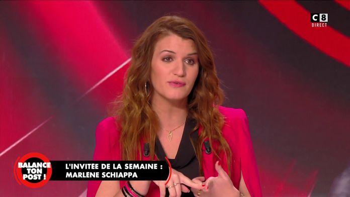 """Marlène Schiappa : """"On m'a déjà traitée de sale juive"""""""