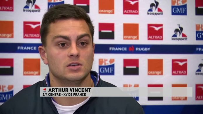 Arthur Vincent, l'heure bleue : Six Nations