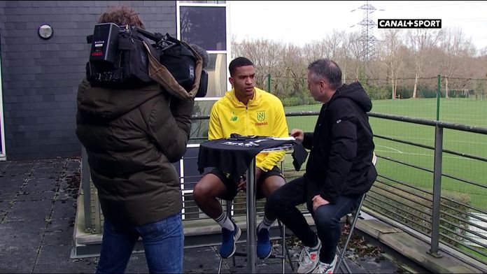 Signé Tallal avec Alban Lafont : Ligue 1 Conforama
