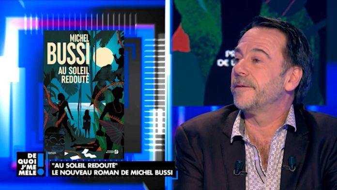 """""""Au soleil redouté"""" Le nouveau roman de Michel Bussi"""