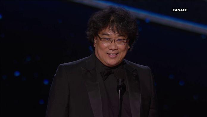 Bong Joon-Ho - Meilleur Réalisateur - Oscars 2020