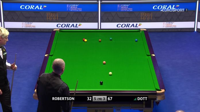 Sport - Neil Robertson / Graeme Dott
