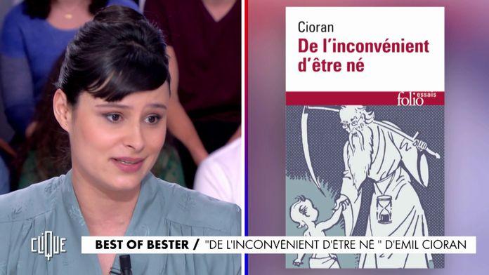 "Eva Bester : ""De l'inconvénient d'être né"" d'Emil Cioran"