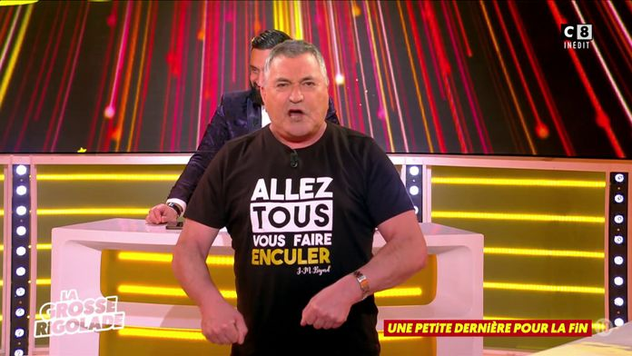 La blague tordante de Jean-Marie Bigard