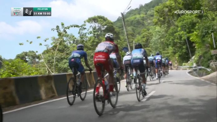 5e étape : Kuala Kubu Bharu - Bandar Meru Jaya (165,8 km)