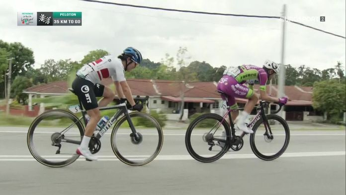 4e étape : Putrajaya - Genting Highlands (124,7 km)