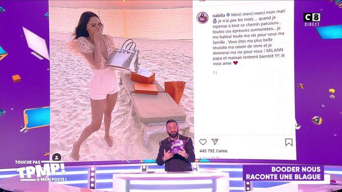 Polémique sur le sac à main de Nabilla d'une valeur de 380 000 euros