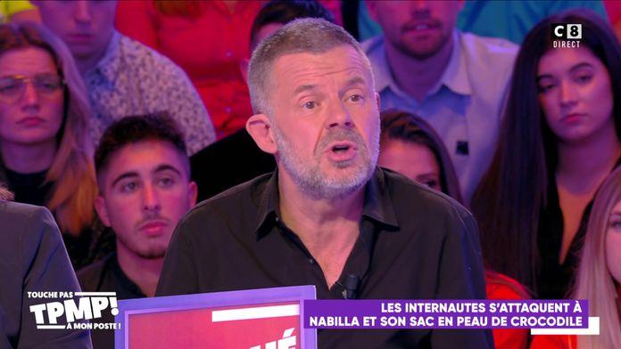 "Eric Naulleau : ""Nabilla c'est un peu la Kim Kardashian version discount !"""