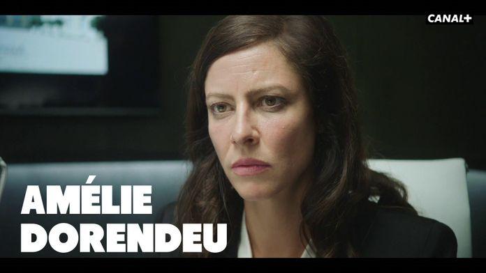 Anna Mouglalis est... Amélie Dorendeu