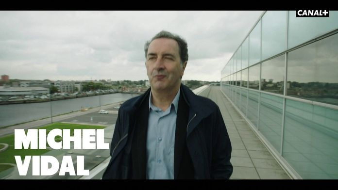 François Morel est... Michel Vidal