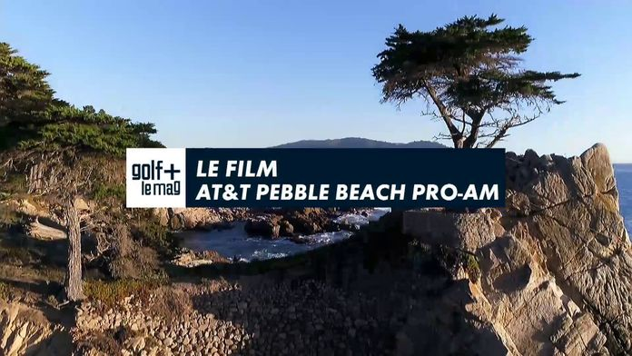 Le film AT&T Pebble  Beach Pro Am : Pga Tour
